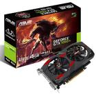 PLACA DE VIDEO PCI-E 4GB ASUS NVIDIA GEFORCE GTX 1050TI DDR5 CERBERUS-GTX1050TI-A4G