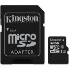 CARTAO DE MEMORIA KINGSTON MICRO SD 32GB CLASS 10 C/ ADAP. SD SDCS/32GB