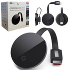 CHROMECAST ULTRA 4K TV GOOGLE NC2-6A5-D