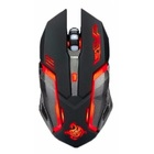 MOUSE USB GAMER HOOPSON RECARREGAVEL GXW-900