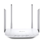 ROTEADOR WIRELESS TP-LINK ARCHER C5 DUAL BAND AC1200 1200MBPS